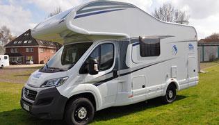 Wohnmobil Knaus Sky Traveller 600 DKG günstig mieten