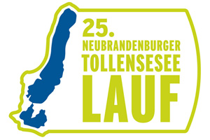 Neubrandenburger Tollensesee Lauf am 18.06.2016