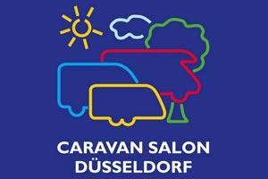Caravan Salon 2016 in Düsseldorf